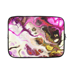 """Colorful Marble Design Custom Sleeve for Laptop 15.6"""""""