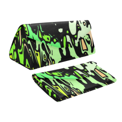 modern abstract 46C by JamColors Custom Foldable Glasses Case