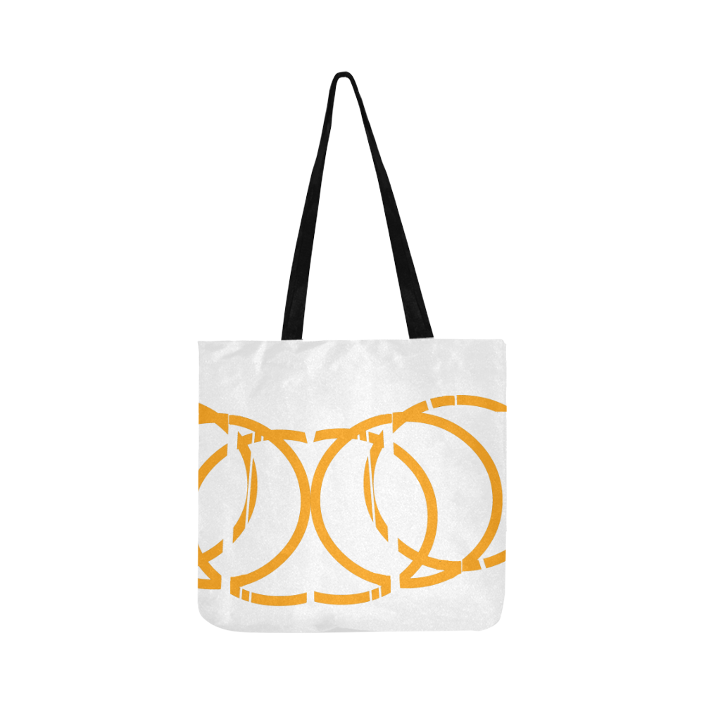 coco Reusable Shopping Bag Model 1660 (Two sides)