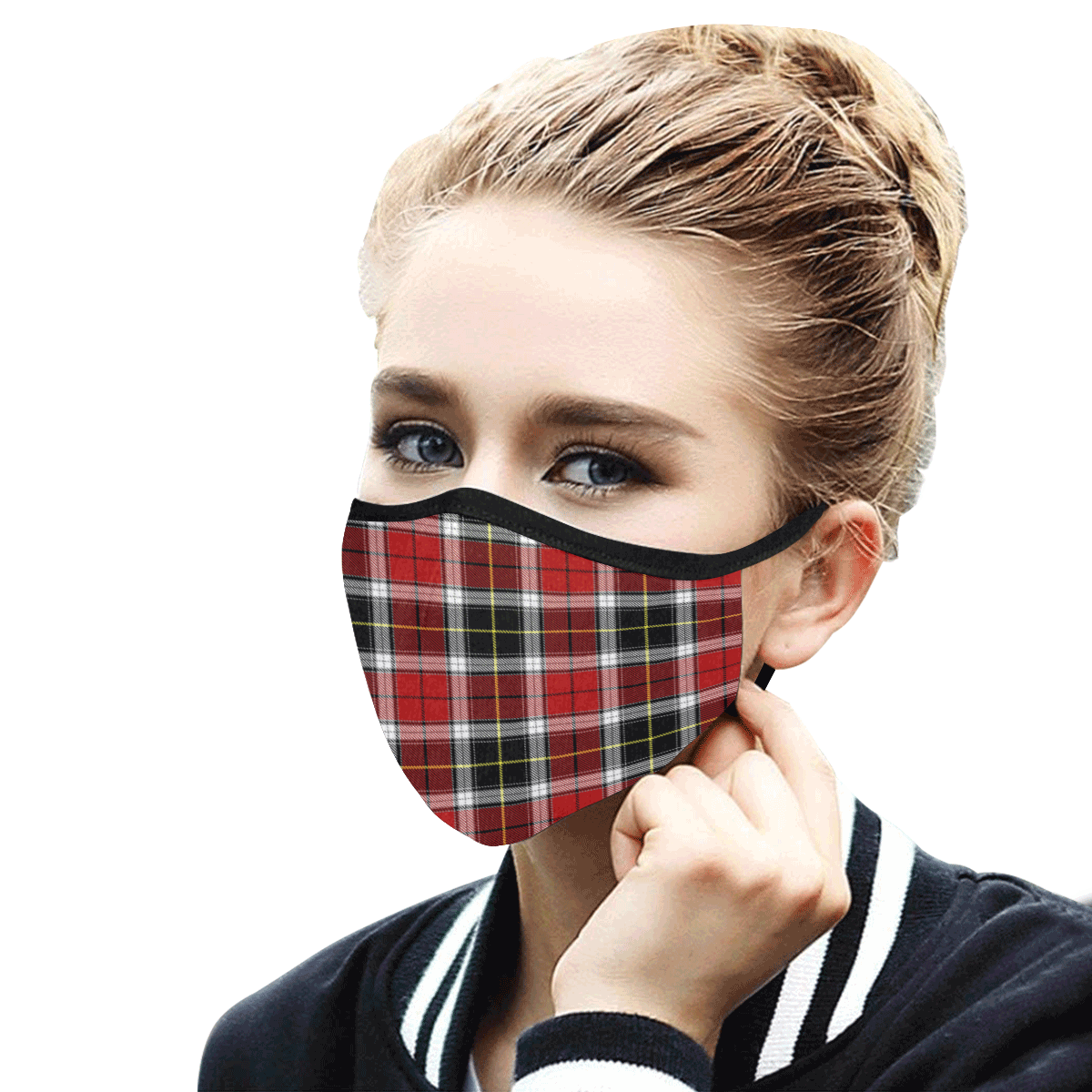 26tt Mouth Mask in One Piece (2 Filters Included) (Model M02) (Non-medical Products)