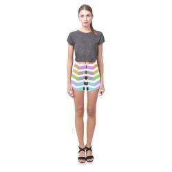 zappwaits 27 Briseis Skinny Shorts (Model L04)