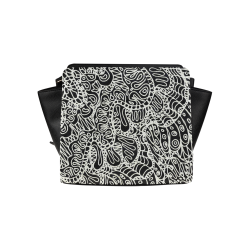 Doodle Style G361 Satchel Bag (Model 1635)