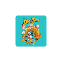 DuckTales Square Coaster