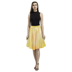 Liberation Melete Pleated Midi Skirt (Model D15)