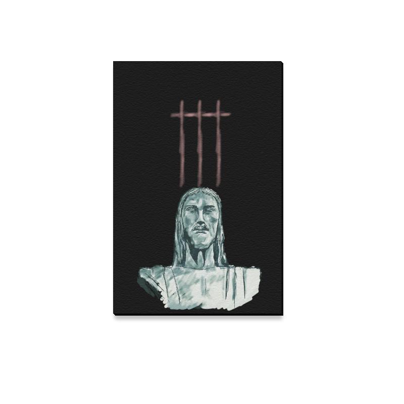 """Redeemer ttt house Canvas Print 12""""x18"""""""