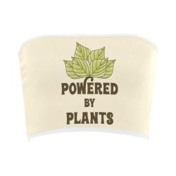 Powered by Plants (vegan) Bandeau Top