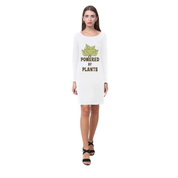 Powered by Plants (vegan) Demeter Long Sleeve Nightdress (Model D03)