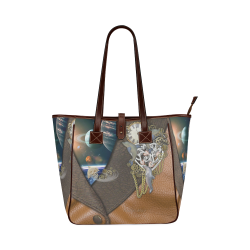 our dimension of Time Classic Tote Bag (Model 1644)