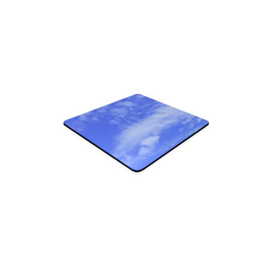 Blue Clouds Square Coaster