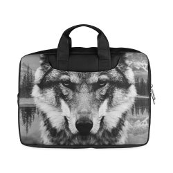 """Wolf Animal Nature Macbook Air 15""""(Two sides)"""