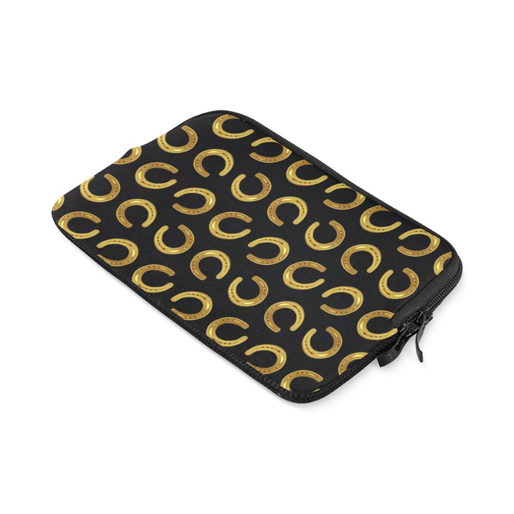 Golden horseshoe iPad mini