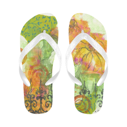 Hot Summer Flip Flops for Men/Women (Model 040)