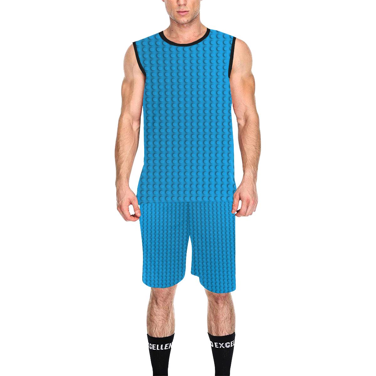 PLASTIC All Over Print Basketball Uniform