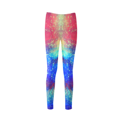 Love Galaxy 1 Cassandra Women's Leggings (Model L01)