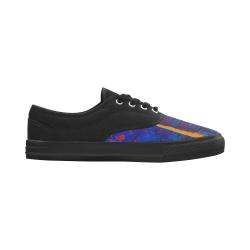 oil_l Aries Men's Canvas Shoes (Model 029)