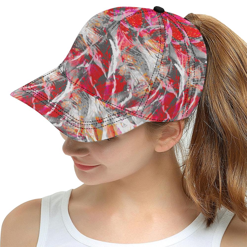 wheelVibe_vibe33 All Over Print Snapback Hat D