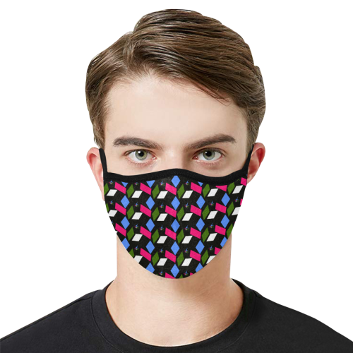 13et Mouth Mask in One Piece (2 Filters Included) (Model M02) (Non-medical Products)