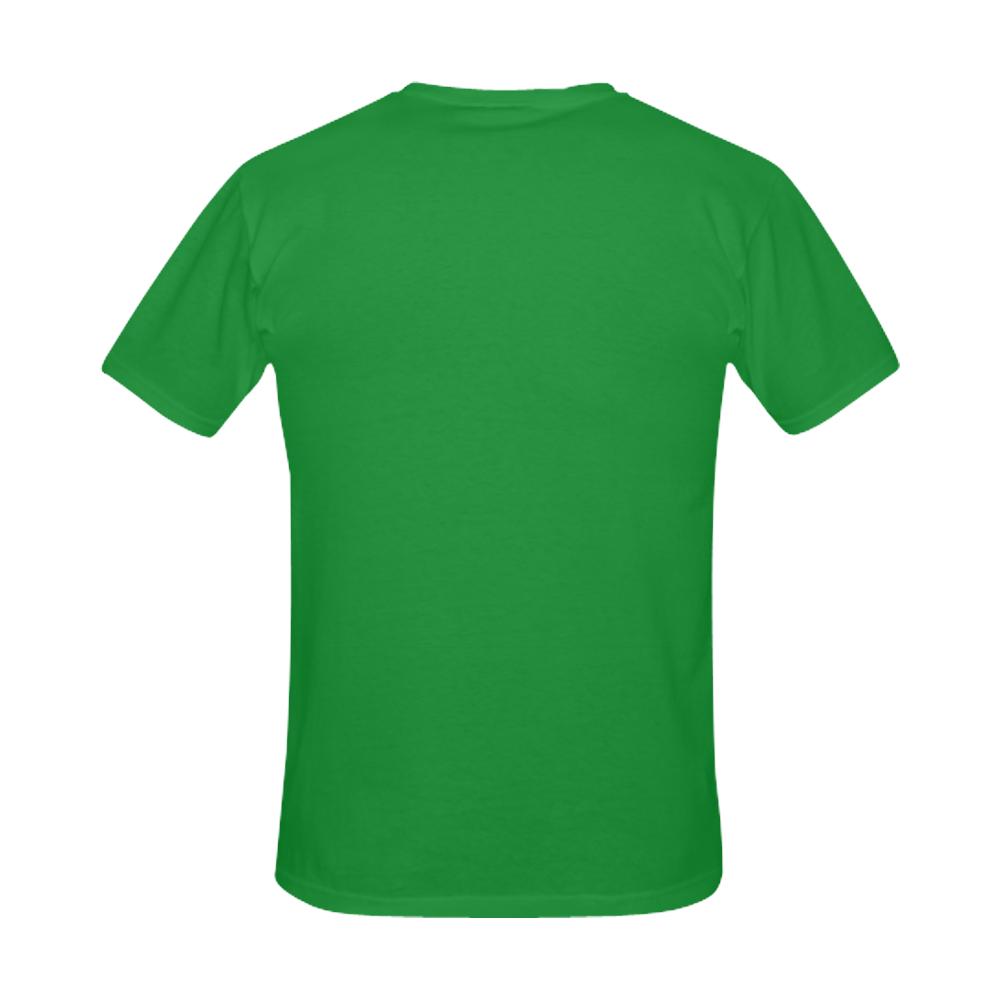 Sweep Nation - Christmas Men's Slim Fit T-shirt (Model T13)