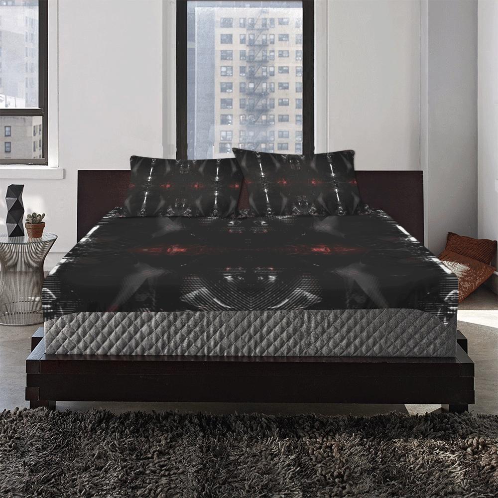 5000DUBLE 47 C 3 3-Piece Bedding Set
