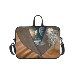 """our dimension of Time Laptop Handbags 17"""""""