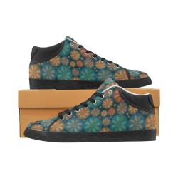 zappwaits delightful 5 Women's Chukka Canvas Shoes (Model 003)