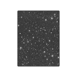 "Stars in the Universe Blanket 50""x60"""