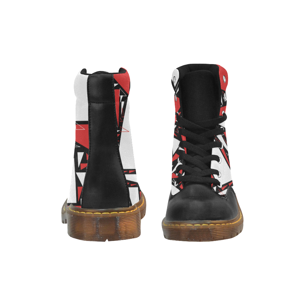 18rb Apache Round Toe Women's Winter Boots (Model 1402)