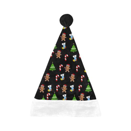 Christmas by Nico Bielow Santa Hat