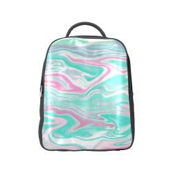 Iridescent Holographic Design Popular Backpack (Model 1622)