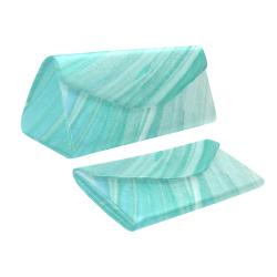 Aqua's Custom Foldable Glasses Case