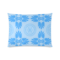 "greek ornament Custom Zippered Pillow Case 20""x26""(Twin Sides)"