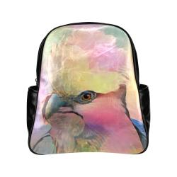 galah backpack Multi-Pockets Backpack (Model 1636)