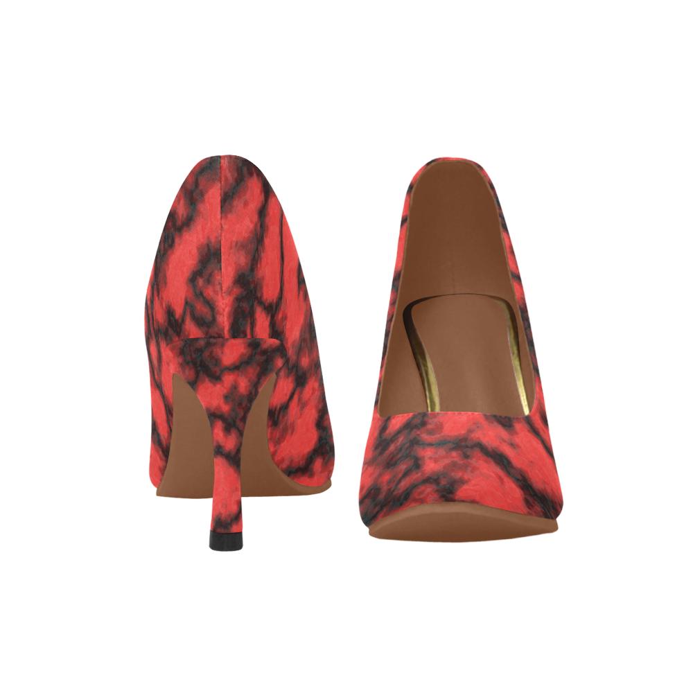 redplanet Women's High Heels (Model 048)