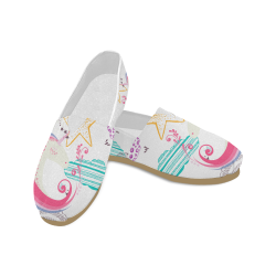Unicorn Dream Unisex Casual Shoes (Model 004)