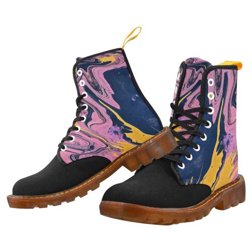 YBP Martin Boots For Women Model 1203H