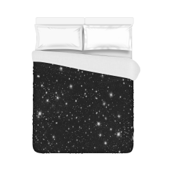 "Stars in the Universe Duvet Cover 86""x70"" ( All-over-print)"