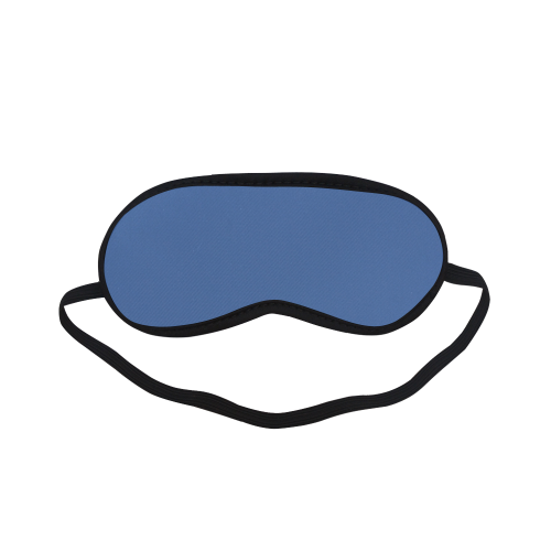 Classic Blue Sleeping Mask