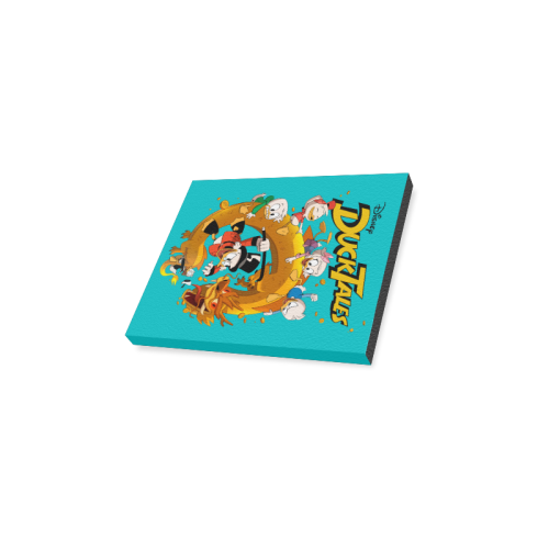 "DuckTales Canvas Print 10""x8"""