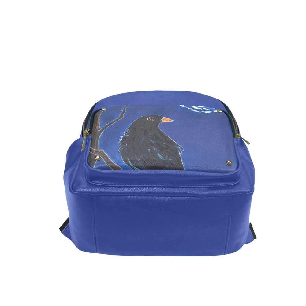 Crow Van Gogh Campus backpack/Large (Model 1650)