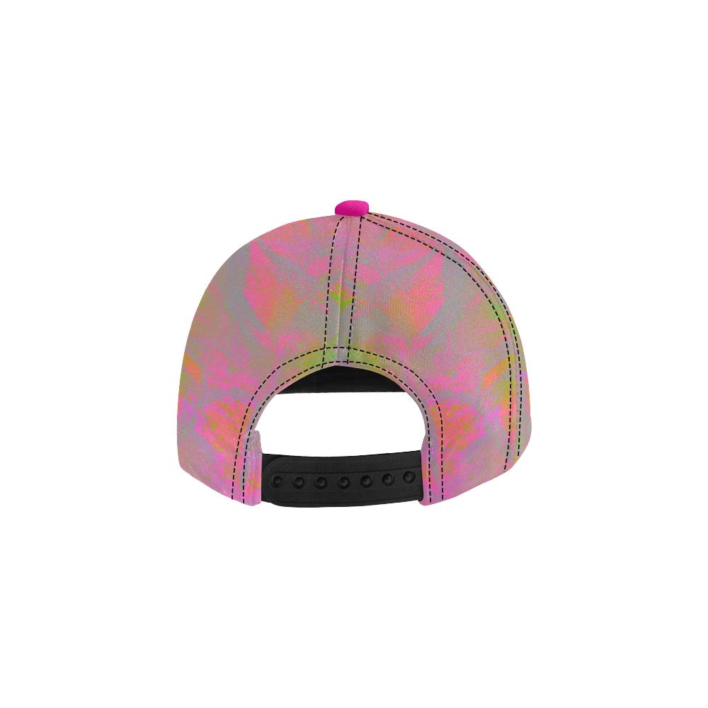 wheelVibe_vibe12 All Over Print Snapback Hat D