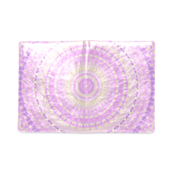 Pretty Pastel Mandala Custom NoteBook B5