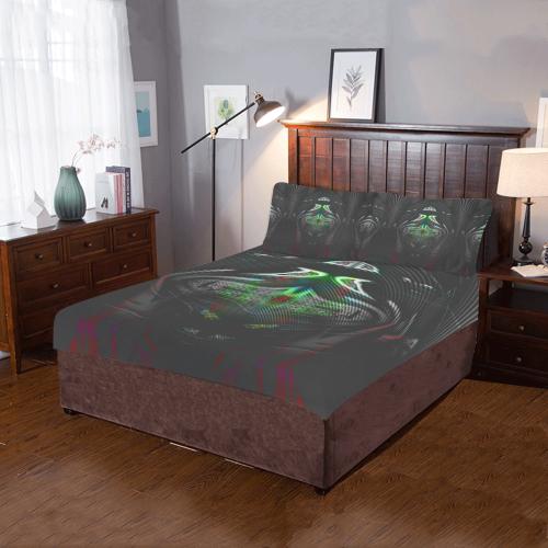 5000DUBLE 24 3-Piece Bedding Set