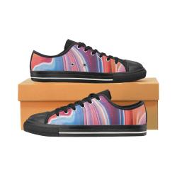 oil_b Men's Classic Canvas Shoes (Model 018)