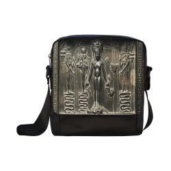 HORUS THE SON OSORKAN Crossbody Nylon Bags (Model 1633)