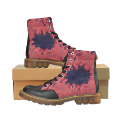 Wall by Nico Bielow Apache Round Toe Men's Winter Boots (Model 1402)