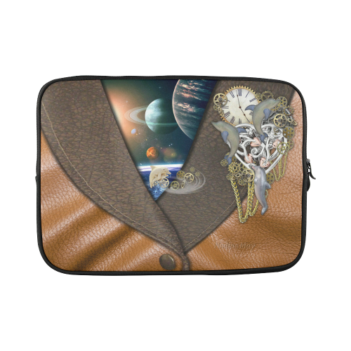 """our dimension of Time Custom Sleeve for Laptop 15.6"""""""