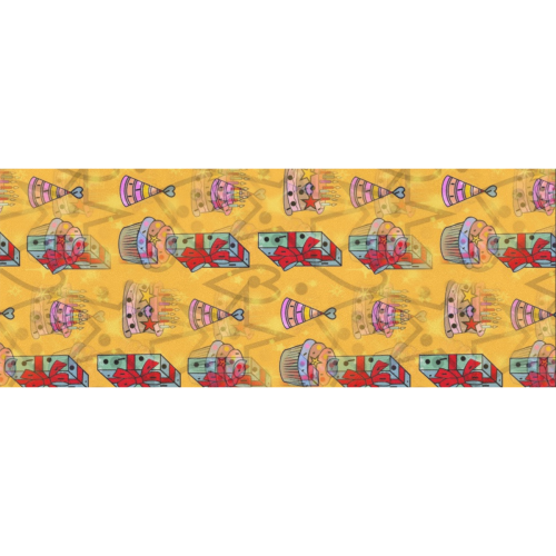 "Birthday by Nico Bielow Gift Wrapping Paper 58""x 23"" (1 Roll)"