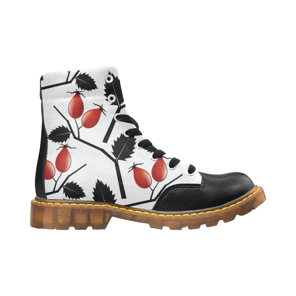 16rb Apache Round Toe Men's Winter Boots (Model 1402)