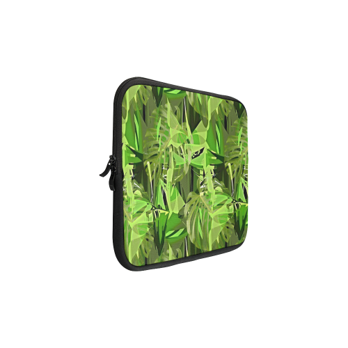 Tropical Jungle Leaves Camouflage Macbook Pro 13''