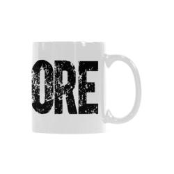 Herbivore (vegan) White Mug(11OZ)